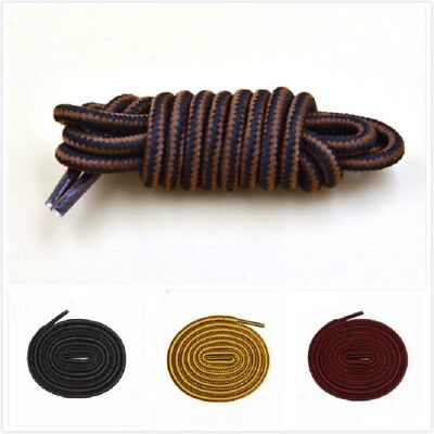 4 Sizes,Colored Round Men Women Sneaker Hiking Walking Boot Shoe Laces Shoelaces