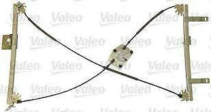 Window regulator, front LH - Peugeot 307 CC convertible only MY03> 9221.W0