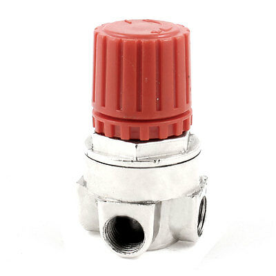 """Air Compressor Parts Four Outlets 1/2"""" 2/5"""" Thread Pressure Regulating Switch"""