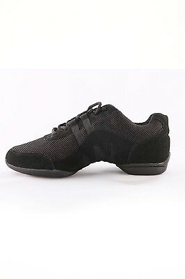 LOW PROFILE JAZZ SNEAKERS For Dance Jazz Hip Hop Funk Fitness Sizes EU34 - EU45