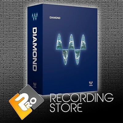 Waves Diamond Bundle Native - 58 Plugins - Pro Tools AAX 64 VST AU - OFFERS