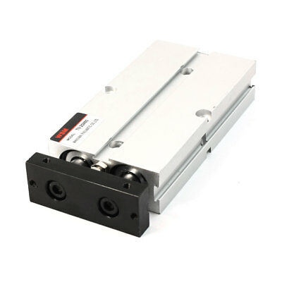 Double Guide Rods Dual Action Pneumatic Air Cylinder TN20x60