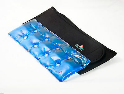 Heat In A Click Instant Reusable Back Heat Pad & Insulated Belt Lower Upper Back