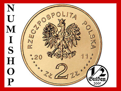 Poland Full Set Of 21 Coins 2 Zlotych 2011 Nordic Gold Polish Uncirculated
