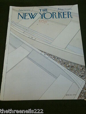 The New Yorker - Subscriber Copy - June 14 1976