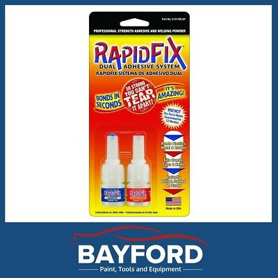 Rapidfix Advanced Polymer Adhesive Glue Beyond Super Glue 10Ml - Workshop Use