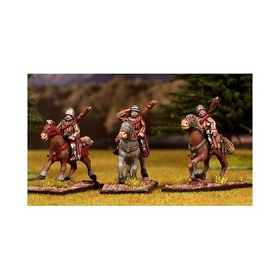 Mounted Archers 2 (bow in canvas) #150806 Corvus Belli 15mm 100 Years War