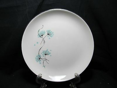 """Vintage Taylor, Smith & Taylor Set of 4  6 5/8"""" Bread and Butter Plates  EUC"""