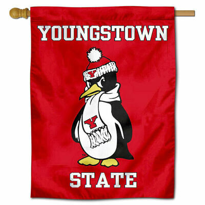 Youngstown State Banner Flag