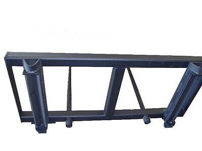 """Hay bale 2 spears 39"""" fits Westendorf tractor loader"""