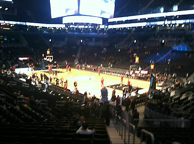 Brooklyn Nets vs Chicago Bulls Tickets 12/25/13 (Brooklyn)