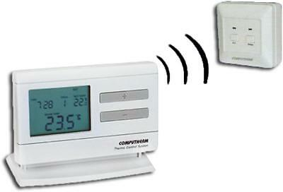 COMPUTHERM Q7 RF wireless digital PROGRAMMABLE room thermostat Stat NEW!!!