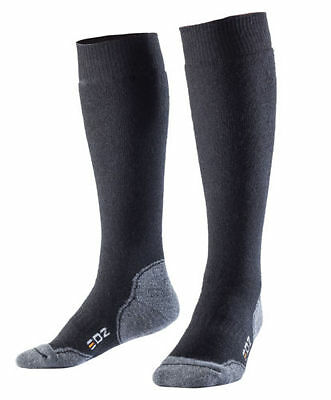 EDZ Merino Wool Thermal Motorcycle Full Length Boots Socks Bike Winter Warm
