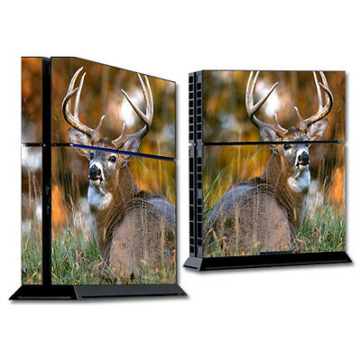 Skin Decal Wrap for Sony PlayStation 4 PS4 Console sticker Deer