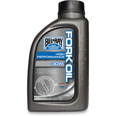 Olio Forcella 1 Lt 30W Bel-Ray High Performance Fork Oil