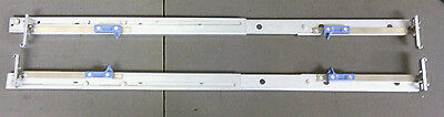 HP Server Rack Rail Kit For Keyboard Tray 301041-001a Accuride Right & Left