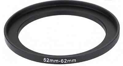 52-62 52mm to 62mm STEPPING STEP UP FILTER RING ADAPTER 52mm-62mm 52-62mm UK