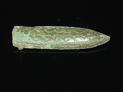 Good Ornamented Classic Viking  strap end decorations  .  ca 800-1000   AD