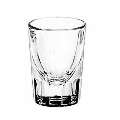 Libbey Glassware - 5126 - 2 oz Fluted Whiskey Glass