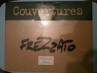 """5Ooex N&s """"couvertures""""-Frezzato-Ed° Granit - Neuf Sous Blister - Gardiens Maser"""