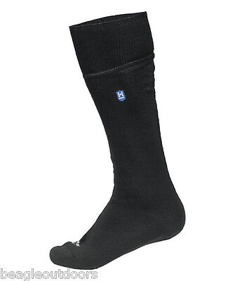 NEW Hanz Waterproof Lightweight Calf Socks Small Breathable Thermal Level H2