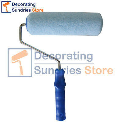 """Thermo Fuse Bonded Medium Pile Heavy Duty Paint Roller 9""""   225mm Roller Sleeve"""