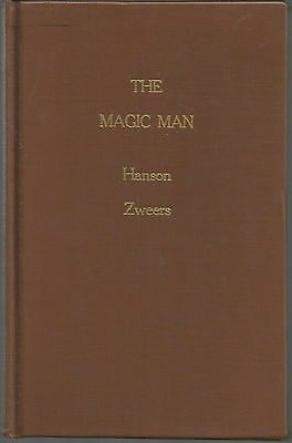 The Magic Man by Herman Hanson, 1974 first edition