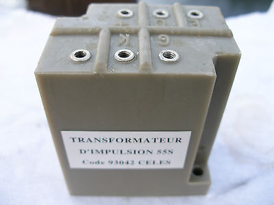 Celes Transformers 55S  For Induction Furnace Alctel Code 93042