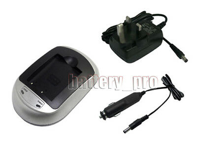 Camera Battery Charger For Fujifilm NP-W126 BC-W126 FinePix HS30 FinePix HS30EXR