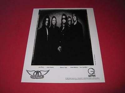 AEROSMITH STEVE TYLER  original 10x8 inch promo press photo photograph 052-8