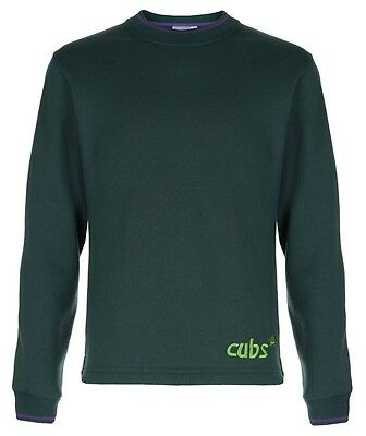 Cub Scout Sweatshirt Official Supplier All Sizes