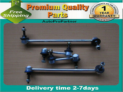 4 Front Rear Sway Bar Links Chevrolet Caprice 10-13