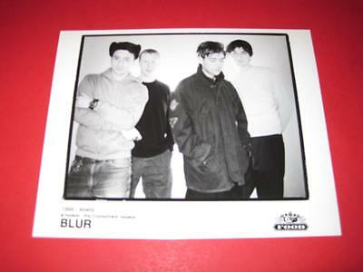 BLUR  original 10x8 inch promo press photo photograph 517-7