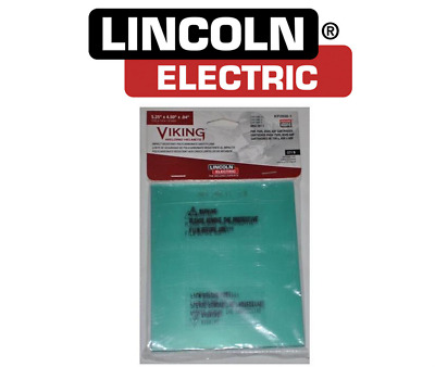 Lincoln Electric VIKING Outside Cover Lens (5 Pack) 750S/850S/2450/3350 KP2898-1
