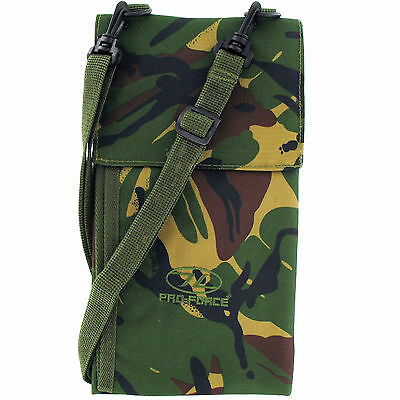 PRO-FORCE DELUXE DPM MAP CASE – british army camo shoulder strap compass pouch