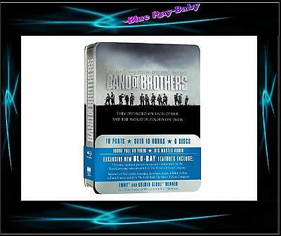 Band Of Brothers - Complete Hbo Series - 6 Disc Gift Set *** Brand New Bluray **
