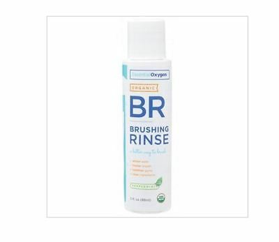 3 x 88ml ESSENTIAL OXYGEN Brushing Rinse ( Toothpaste + Mouthwash /Peppermint )