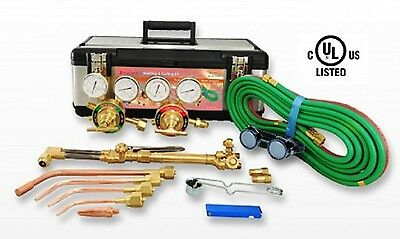Cutting Outfit Oxy Acetylene Heavy Duty Cutting Brazing & Welding Victor Style