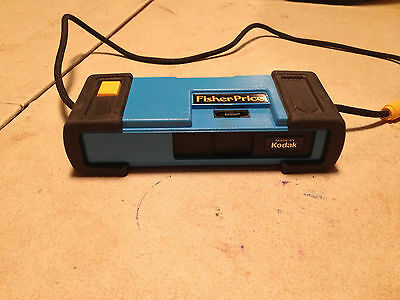 Vintage 1984 Fisher-Price Kodak Kids Camera 110 Film