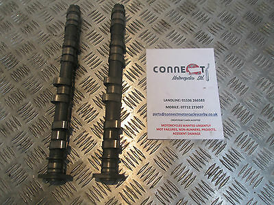 Honda Cbr1100 Xx 2000 Cam Shafts X2 Good Working Order