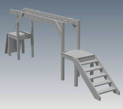 PLAY GYM / MONKEY BARS / GYM SET - ADD TO YOUR CUBBY HOUSE - Building Plans V1
