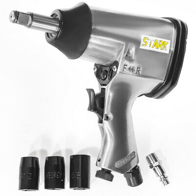 """1/2"""" Drive Dr Air Powered Power Impact Socket Wrench Automotive Tire Tool New"""