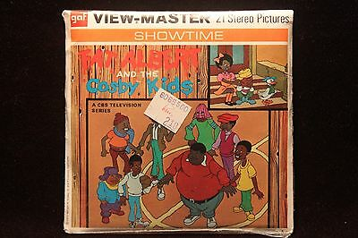 Fat Albert & The Cosby Kids Viewmaster 1972 Factory Sealed - CBS TV Show