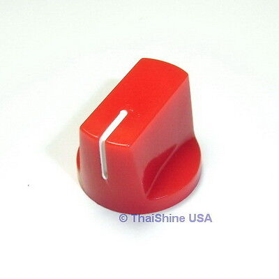 2 x Davies 1510 Clone Red Knob - USA Seller - Free Shipping