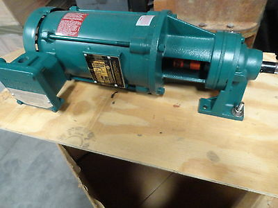 hazardous location electric motor w/gear reducer