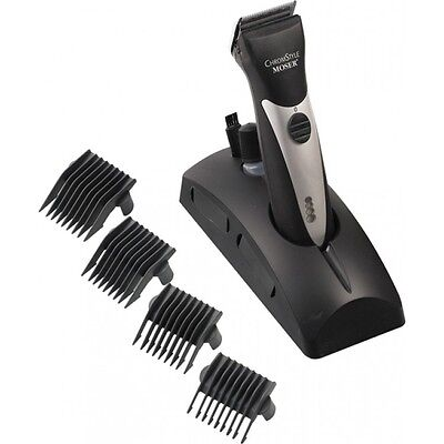 MOSER CHROMSTYLE 1871 Black Professional Cordless Hair Clipper **NEW**