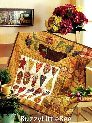 FREE APPLIQUE WALL HANGING PATTERNS - APPLIQUE DESIGNS