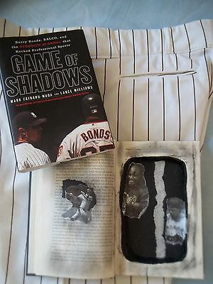 HOLLOW BOOK, BOOK SAFE DIVERSION SAFE, Game Of Shadows, Sports, Baseball