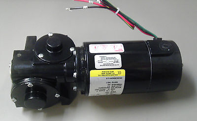 NEW Gear Drive Motor for Lincoln Conveyor Pizza Ovens- Part # 369291