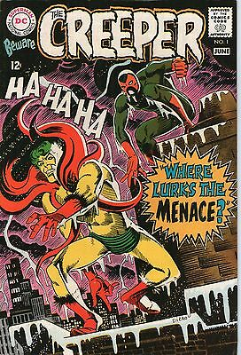 Beware the Creeper #1 DC Comics 1968 Steve Ditko VF/VFNM